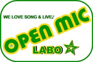 [M&Crew主催] OPEN MIC -LABO-