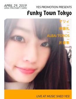 YES PROMOTION PRESENTS『Funky Town Tokyo』