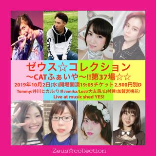 [Hall Rental] 「ゼウス☆コレクション~CATふぁいや~!!第37場☆☆」